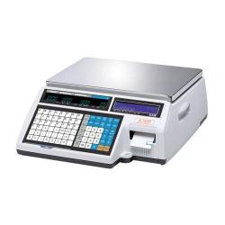 Весы с печатью этикеток CAS CL5000 J-IB