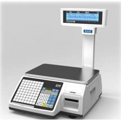Весы с печатью этикеток CAS CL3000P