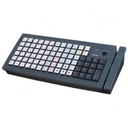 POS-клавиатура Posiflex KB-6600 c ридером магнитных карт на 1-3 дорожки