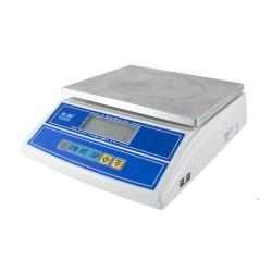 Порционные весы M-ER 326AFL LCD НПВ=6,15,32кг, 280х235мм