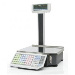 Весы с печатью этикеток ШТРИХ-ПРИНТ М