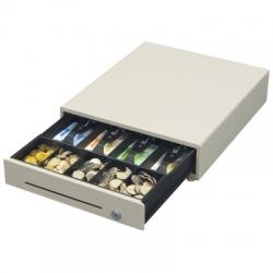 Денежный электромеханический ящик EC-410 (410х90х435 мм)