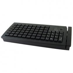 POS-клавиатура Posiflex KB-6800U с ридером магнитных карт на 1-3 дорожки